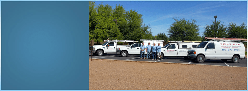 AC System Services | Queen Creek, AZ | Sensible Heating And Air Conditioning | 480-279-1065