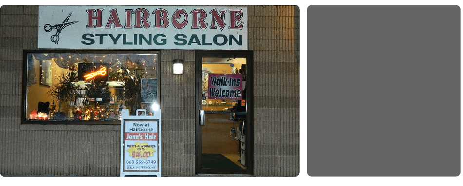 Hairborne Hair Salon South Windsor Ct