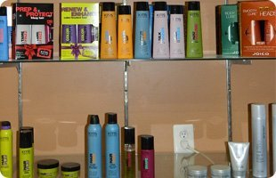 Hairborne products