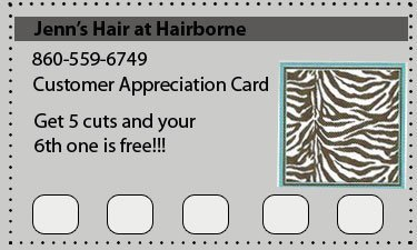 hair styling | South Windsor CT | Hairborne | 860-644-0441