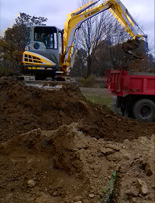 tank installations | Newark, OH | Jack's Septic Tank Cleaning and Construction | 740-366-3255
