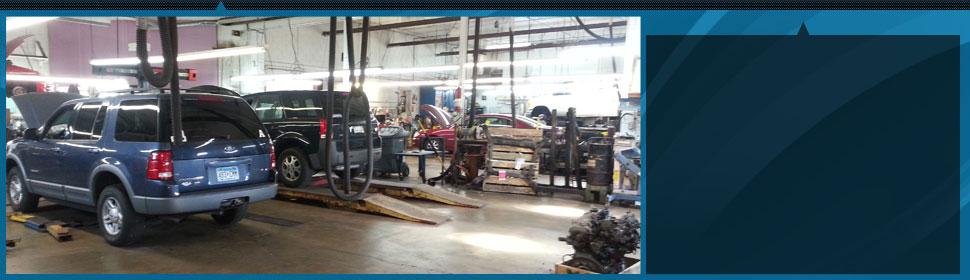 Auto Services | Anoka, MN | Andy's Service | 763-421-7286