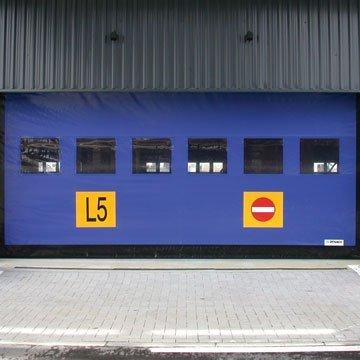 High-Speed Rolling Doors. Raynoru0027s ... & Pioneer Door Commercial Doors | Oxford MI