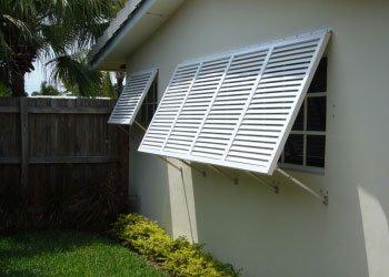 Bahama Shutters Residential Shutters Sebring Fl