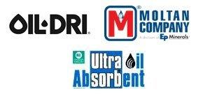 Oil Dri, Moltan Company, Ultra Oil Absorbent