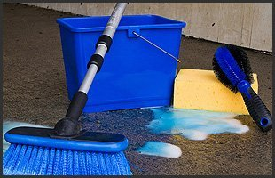 Wax based sweeping compounds | Wichita, KS | Waxene Products Co. | 316-263-8523