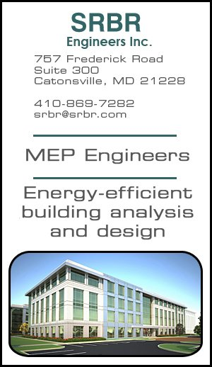 Engineering Projects - Catonsville, MD - SRBR Engineers Inc. - MEP Consultant