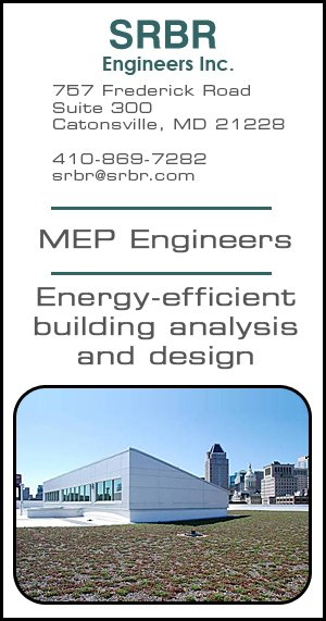 Energy Efficiency - Catonsville, MD - SRBR Engineers Inc. - MEP Consultant