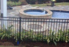 Swimming pool Gate