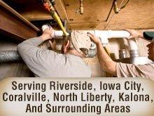 Plumber - Riverside, IA - Latta-Kiene Plumbing & Well Service