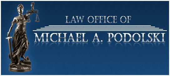 Michael A. Podolski  - Logo