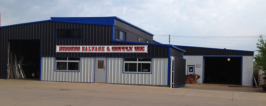 Hibbing Salvage & Supply Inc
