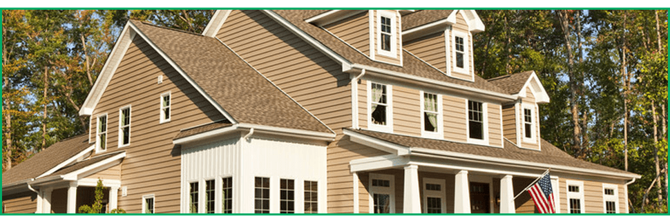 Brown house and shingles