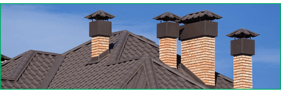 Roofs with shingles