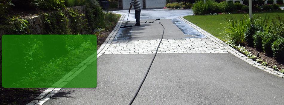 Power washing | Berkeley Heights, NJ | Custom Clippings | 908-790-1000