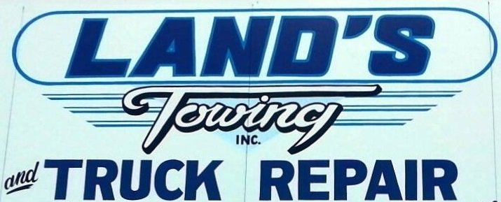 Land's Towing - Logo