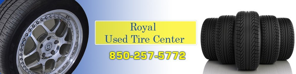 Tire Dealers - Panama City, FL - Royal Used Tire Center