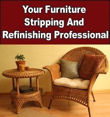 Furniture Repair - Saranac Lake, NY - Lichtenwalter Furniture Refinishing