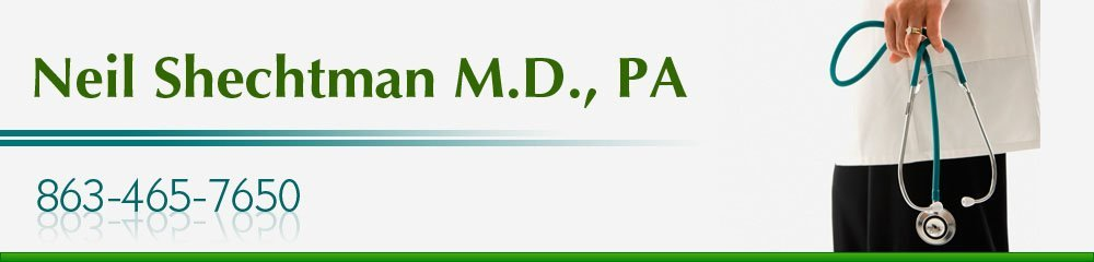 Internal Medicine Doctor - Lake Placid, FL - Neil Shechtman M.D., PA