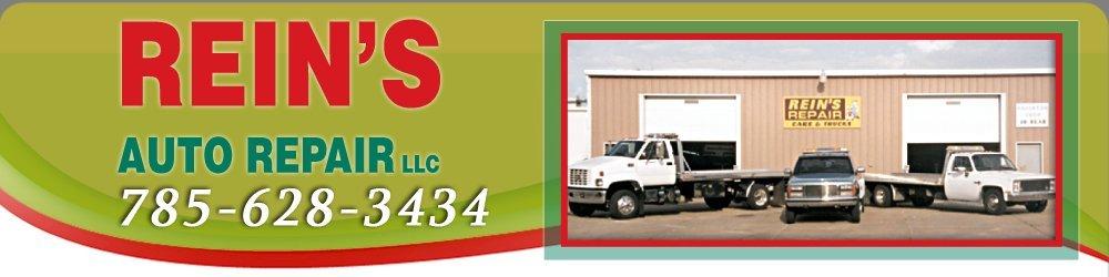 Auto Repair Shop Hays, KS - Rein's Auto Repair LLC