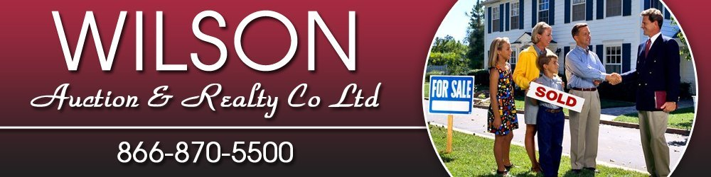 Real Estate Auction Company - Bowling Green, OH - Wilson Auction & Realty Co Ltd
