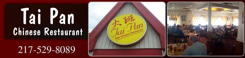 Chinese Restaurant Springfield, IL - Tai Pan Chinese Restaurant