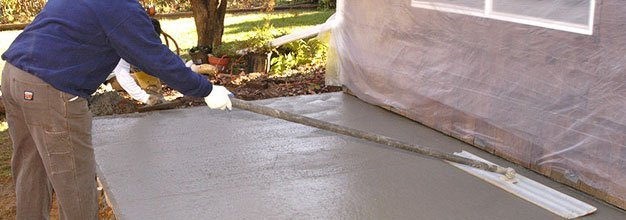Concrete Patio Service