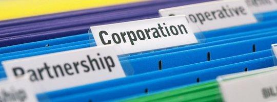 Business tax preparation