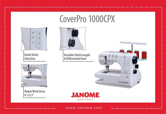 CoverPro 1000CPX