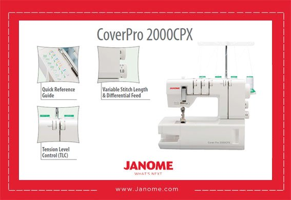 CoverPro 2000CPX