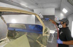Auto body painting | Azusa, CA | Custom World Auto Body | 626-969-7766