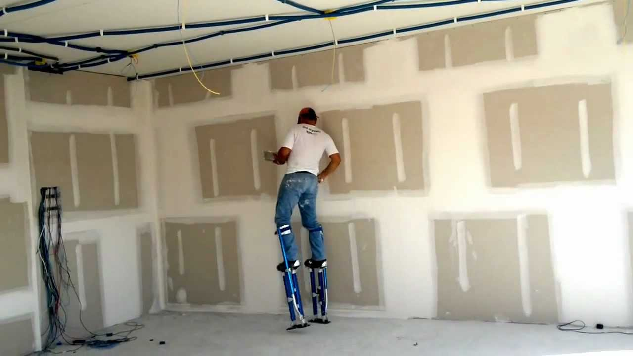 Experienced Drywall Finishers
