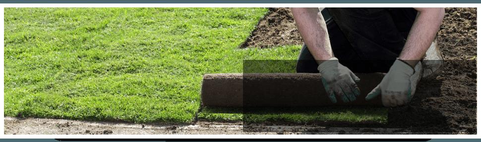Sodding Contractor | Des Moines, IA | Don White & Son Sodding | 515-289-2140