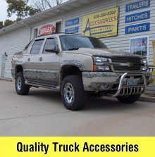 Truck Parts - Washington, MO - Accessories Unlimited LLC