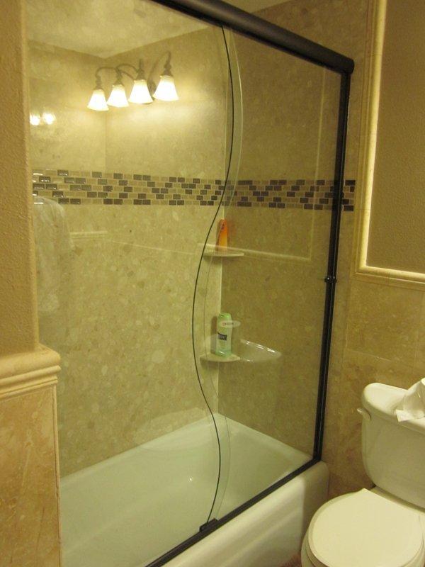 Shower Glass Enclosure