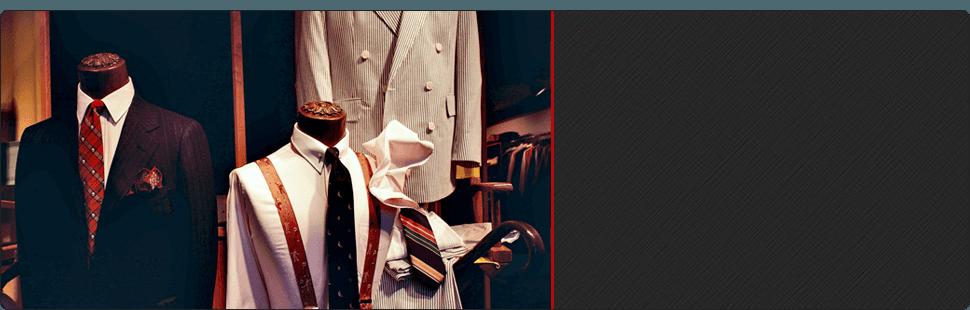 Custom menswear | Lubbock, TX | the sewing center | 806-791-4488