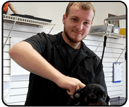 Brady Shull | Staff of Vanity Fur Pet Grooming | Summerfield, FL