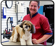 Chris Deitz | Staff of Vanity Fur Pet Grooming | Summerfield, FL