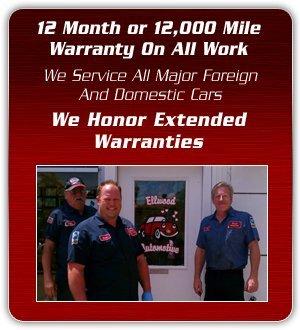 Auto Repair - Minneapolis, MN - Ellwood Automotive