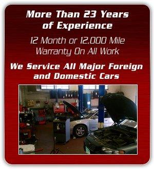 Auto Maintenance  - Minneapolis, MN - Ellwood Automotive