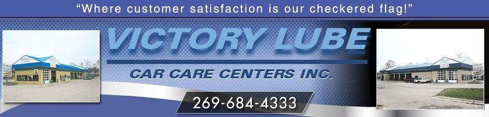 Automotive Care Services - Niles, MI - Victory Lube Car Care Centers Inc