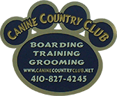 Canine Country Club - Logo