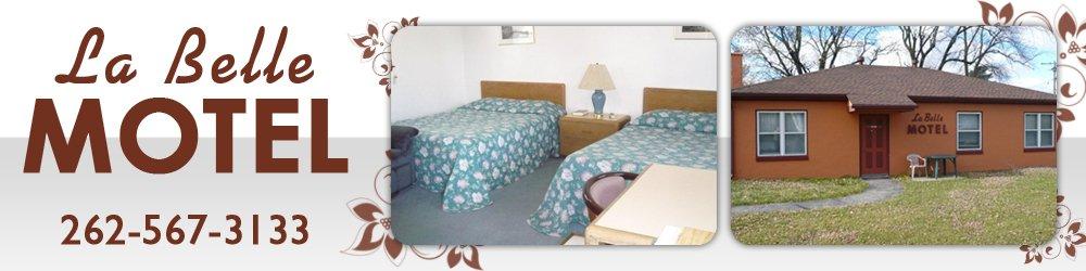 Hotel - Oconomowoc, WI - La Belle Motel