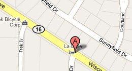 La Belle Motel  N57 W39755 Wisconsin Avenue, Oconomowoc, WI 53066