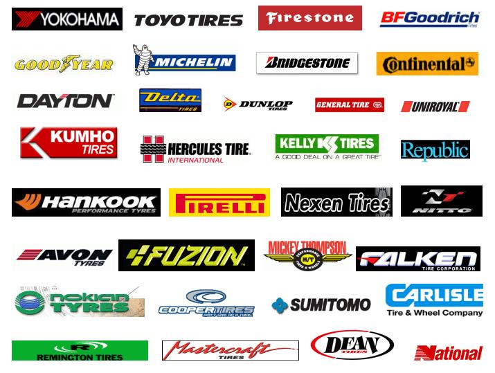 tire logos