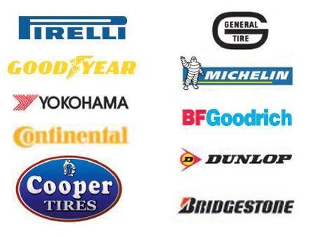 Brand logos | East Northport, NY | Cheshire Tires | 631-499-1213