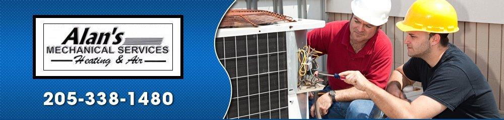 HVAC Contractors - Pell City, AL - Alan's Mechanical Service