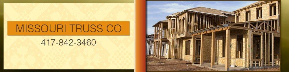 Building Materials - Mindenmines, MO - Missouri Truss Co