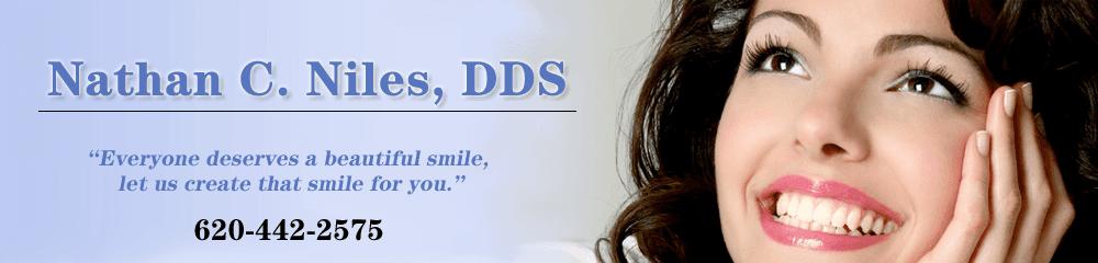 Family Dentistry Arkansas City, KS - Nathan C. Niles, DDS  620-442-2575