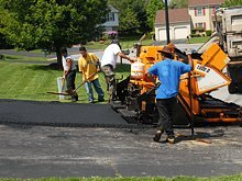 Asphalt Services - Richfield, WI - Wolf & Associates, Inc.